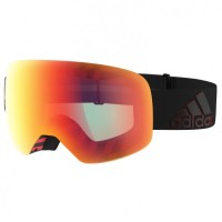 adidas eyewear - Backland Spherical S3 (VLT 17%) - Skibrille rot/schwarz/orange