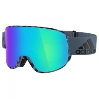 adidas eyewear - Progressor C S3 (VLT 13%) - Skibrille türkis/blau Raw Steel