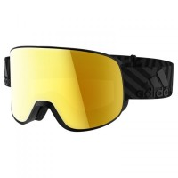 adidas eyewear - Progressor C S3 (VLT 14%) - Skibrille orange/schwarz/gelb Black Matt