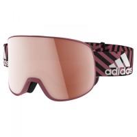 adidas eyewear - Progressor C S3 (VLT 16%) - Skibrille beige/weiß Trace Maroon
