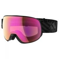 adidas eyewear - Progressor S1-3 (VLT 13-62%) - Skibrille Gr S rosa/schwarz