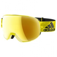 adidas eyewear - Progressor S3 (VLT 14%) - Skibrille Gr S gelb/orange