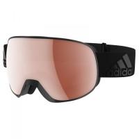 adidas eyewear - Progressor S3 (VLT 16%) - Skibrille Gr S beige/schwarz/braun