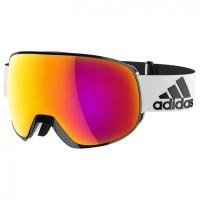adidas eyewear - Progressor S3 (VLT 17%) - Skibrille Gr S rosa/orange Black White Shiny