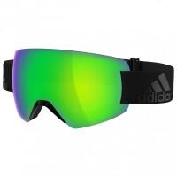 adidas eyewear - Progressor Splite S3 (VLT 13%) - Skibrille grün/schwarz