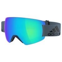 adidas eyewear - Progressor Splite S3 (VLT 13%) - Skibrille türkis/blau