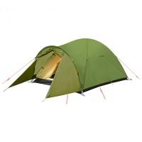 Vaude - Campo Compact XT 2P - 2-Personenzelt grün/oliv;rot Chute Green