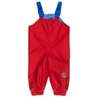 Finkid - Kid's Piraatti - Hardshellhose Gr 100/110;80/90;90/100 orange;blau/schwarz;rot Red