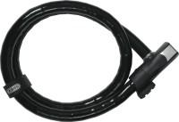 Abus Steel-O-Flex Centuro 860 Quicksnap RBU | schwarz
