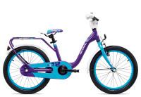 SCOOL niXe 18 alloy | violet blue