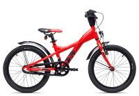 SCool Xxlite Street alloy 18-3 | red black matt