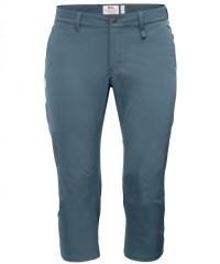Fjällräven Abisko Capri Trousers Women - Caprihose - dusk blue - Gr.42