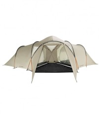 Vaude Zelt Badawi Long 6P Tent - 6 Personen - Camping Familienzelt