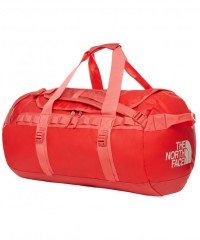 The North Face Base Camp Duffel M - 71L - Reisetasche - juicy red