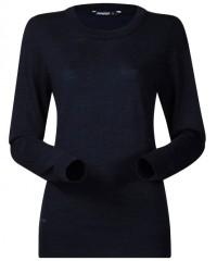 Bergans Fivel Wool Lady Long Sleeve Pulli - Damenpullover aus Merino