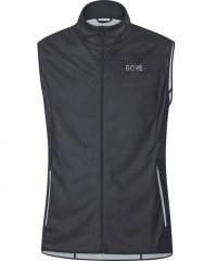 Gore Wear R5 Gore Windstopper Weste Men - Windstopper Laufweste - grau - Gr.S