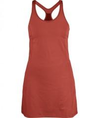 Fjällräven High Coast Strap Dress Women - Sommerkleid - dahlia red - Gr.M