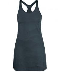 Fjällräven High Coast Strap Dress Women - Sommerkleid - dusk grey - Gr.S