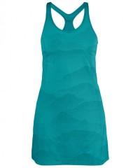 Fjällräven High Coast Strap Dress Women - Sommerkleid - lagoon green - Gr.M