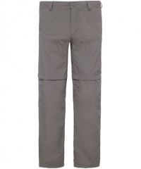 The North Face Horizon Convertible Pant Men - Regular Version - Reise Zipphose - weimaraner brown li