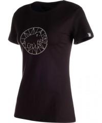 Mammut Logo T-Shirt Women - Freizeitshirt