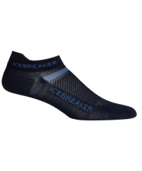 Icebreaker Multisport Ultralite Micro Socken Women - leicht - midnight blue - Gr.S - 35/37