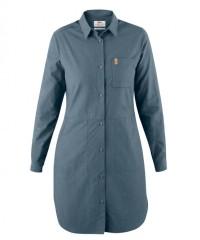 Fjällräven Övik Shirt Dress Women - Freizeitkleid