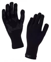 Sealskinz Ultra Grip Gauntlet Glove Men - Wasserdichte Fleecehandschuhe