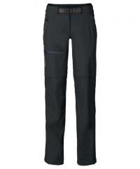 Vaude Badile ZO Pants Women - Softshell Zipphose