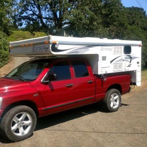 2007 Sun Lite 8' Sunlite Motor Home truck-camper Rental in