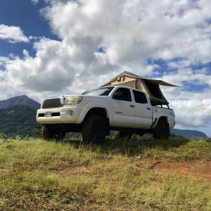 Kauai Rooftop Campers
