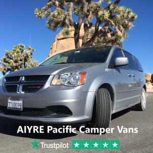 AIYRE Pacific Campervan