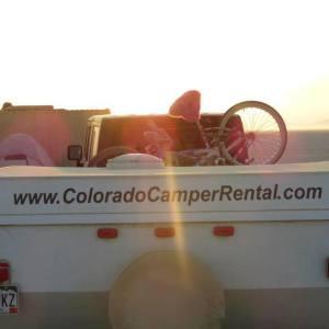 Colorado Camper Rental