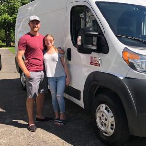 The Fuller Adventure Van
