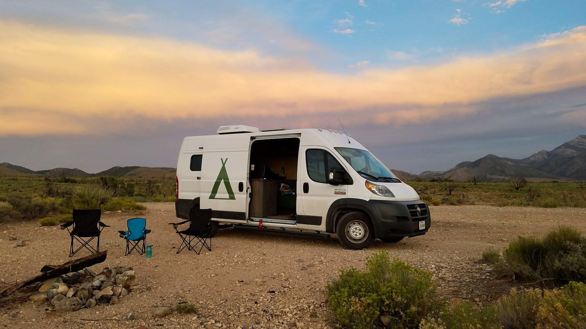 Road Trip Campervans Llc Reviews Amp Rv Rentals Outdoorsy