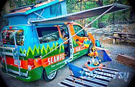 SCAMPer Van 1 Atlanta GA