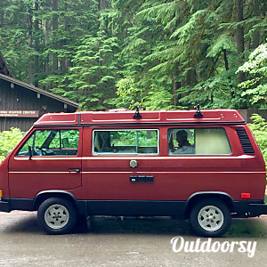 0Peace Vans #4: Ohanapecosh -  Vanagon Full Camper  Seattle, WA