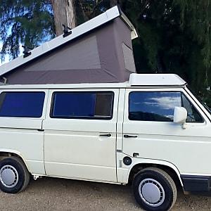 8450826251 1990 VW Campervan Kauai Princeville