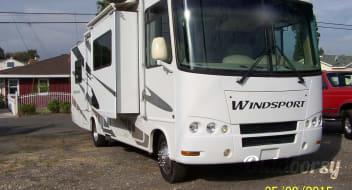 2007 Four Winds Motor Coach Windsport