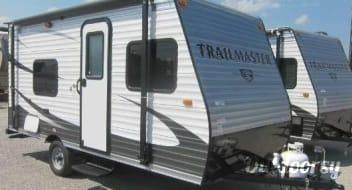 2017 Gulf Stream Trailmaster 16BHC