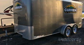 2015 Haulmark 7x16 7k Cargo Trailer