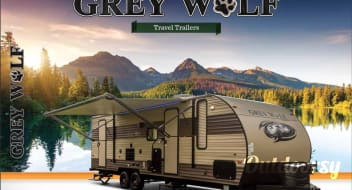 2017 Forest River Cherokee Grey Wolf