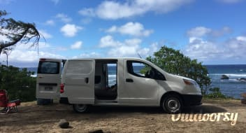 New!!  MAUI Vacation on Wheels 2015 Chevy City Express