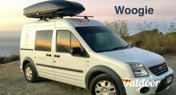 Woogie--2013 Glampervan Model 2S