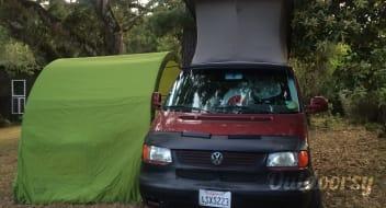 2001 Volkswagen Eurovan Westfalia Weekender MV