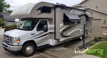 2014 Thor Motor Coach Four Winds 28z