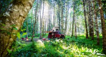 Maupin: Vanagon Camper