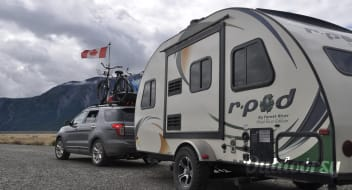 MAT, the 2014 Forest River R-Pod 178 Hood River Edition