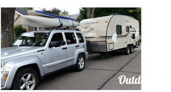 2014 Venture Rv Sonic 190VRB;  Couples Retreat, Pets welcomed.