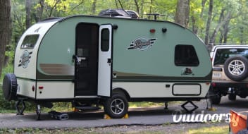 2015 Forest River R-Pod near Shenandoah National Park, VA